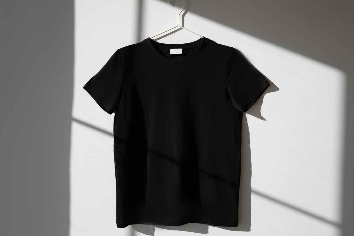 The (Over/Under) FittedT-Shirt